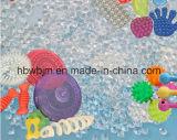 Preço plástico dos grânulo do Virgin de borracha Thermoplastic branco de TPR