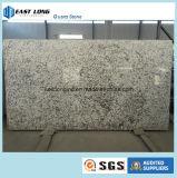 Pietra di marmo artificiale del quarzo di colore di disegno moderno per il materiale da costruzione del piano d'appoggio di bordi della vasca del controsoffitto della cucina