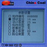 Multi função Zbl-R630 da venda quente que reforça o detetor concreto do localizador do Rebar