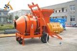 Mélangeur concret hydraulique Self-Loading de moteur diesel