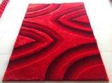 Tapete de seda brilhante elástico por atacado do fio 300d do filamento 3D