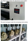 Машинное оборудование PVC двойной бортовой алюминиевой панели Woodworking прокатывая