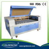 tessuto di 80W 100W/tagliatrice acrilica/di plastica/di legno del laser del tessuto del CO2 per la vendita calda