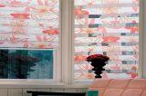Manuelle Lichtschutz-Rollen-Vorhang-/Fenster-Farbton-Rollen-Vorhänge
