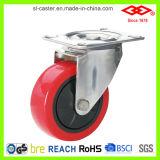 حمراء [بو] قندس عجلة ([ب104-26100إكس30])