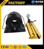 Jks200 32mmまで11/4インチの手操作の油圧ホースのひだが付く機械