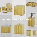 Вспомогательное оборудование ванны вспомогательного оборудования ванной комнаты Eco-Friendly Bamboo ванной комнаты установленное