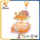 China-Großverkauf-Schwingpferden-Funktions-Plastikbaby-Wanderer
