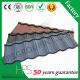 Folhas de metal onduladas para o telhado na folha bond revestida de pedra da telhadura de Guangdong