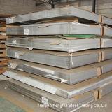 Mais placa de aço inoxidável de Compertitive (316L, 904L)