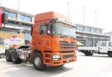 팁 주는 사람 트럭 Shacman Cummins Engine 20cbm 375HP 8X4 덤프 트럭