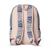 A lona de pouco peso ocasional Backpacks a trouxa bonito da escola do saco de ombro do PONTO