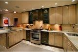 Кухни твердой древесины Мебели Armoires De Кухни кухни Armadio Da Cucina 2016 изготовление S1606021 OEM традиционной деревянной профессиональное
