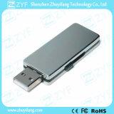 Intelaiatura di alluminio che fa scorrere l'azionamento dell'istantaneo del USB di disegno (ZYF1118)