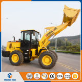 Máquina de carregamento China Supplier Zl30 Wheel Loader with Bucket Attachments
