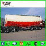 60 톤 3 차축 시멘트 Bulker 트레일러, 디젤 엔진 또는 전기 모터