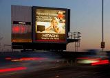 Напольный полный цвет P10 рекламируя видео- индикацию СИД