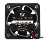 Ventilateur de C.C de qualité pour le produit 40X15mm. d'air