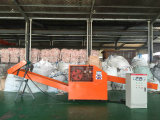 Selvage Waste que corta e que esmaga o equipamento