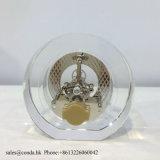 Orologio a cristallo personalizzato all'ingrosso di lusso Mn-5165 della Tabella e dello scrittorio