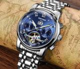 方法多機能の男性用Tourbillonの防水自動機械腕時計夜ライト