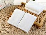 5starsホテルの白い浴室タオル32sの極度の柔らかい綿タオル