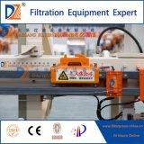 Hochdruckprogramm-esteuerte Membranen-Filterpresse für Abwasserbehandlung