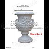 De Planter van Carrara van Metrix voor Decoratie mp-211 van het Huis