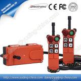 À télécommande par radio industriel de contrôle interurbain de qualité en vente F21-4D