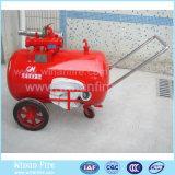 Tanque móvel de venda quente da espuma para a luta contra o incêndio