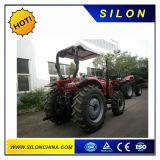 Alimentador de la marca de fábrica 100HP 4WD de Silon con los dispositivos de protección en caso de volcamiento (SL1004)