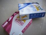 OIN à nervures cloutée de la CE de condom approuvée, condom à nervures clouté, condom clouté