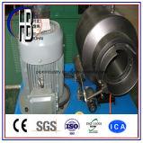 Máquina que prensa del manguito hidráulico de Uniflex de la potencia del Finn del Ce de la calidad de la exportación