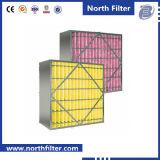 Filtre moyen de cadre de purification de l'air d'Eifficiency