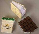 [هيغقوليتي] بلاستيكيّة مصنع شوكولاطة بسكويت يشكّل تغطية مفكّرة ([بووك100])