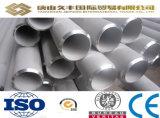 Polacco saldato intorno al tubo 201/316/304 dell'acciaio inossidabile del Ba