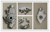 Componente di alluminio del pezzo fuso di gravità per la pompa ad acqua automatica