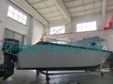 28FT 8.6m Centro de cabina de aluminio barco de pesca con hardtop Qm8600