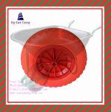350-8를 가진 장기 사용 좋은 품질 PU 거품 바퀴