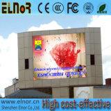 Стабилизированная афиша Tri-Экрана СИД полного цвета представления P20 напольная водоустойчивая