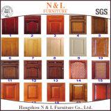 N&Lの実質の固体カシのチェリーの木製の食器棚