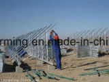 Rullo solare del basamento che forma macchina
