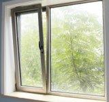 Weißes Farben-Puder beschichtete Aluminium Kippen-Drehen Fenster mit Roto Befestigungsteilen