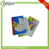 読まれ、rewritableロゴによって印刷されるホテルt5577 RFIDのカード