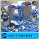 ASTM A403 Wp316 Acessórios de tubos de aço inoxidável Elbow Lr Sr 90 Deg Bw Ends Fittings