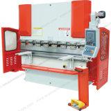 Máquina del freno de la prensa hidráulica, dobladora del Nc del freno hidráulico de la prensa