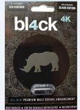 サイの黒い4k男性の性の機能拡張Bl4ck 30パック