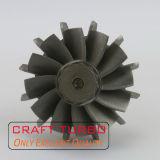 Asta cilindrica della rotella di turbina di Gt15 434712-0034