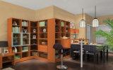 Mobiliário moderno de sala de jantar com vidro para móveis de casa (zp-002)