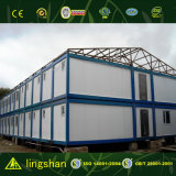 Entrepôt modulaire bon marché préfabriqué des graines